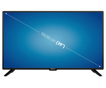 "Televisión 99,06 cm (39"") LED SELECLINE 39S1810 HD READY, TDT HD, USB reproductor, 3HDMI, 50HZ."