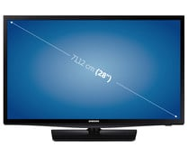 "Televisión 71,12 cm (28"") LED SAMSUNG UE28N4305 HD READY, HDR, SMART TV, WIFI, TDT T2, USB reproductor 2HDMI, 400HZ."