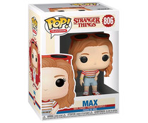 Figura Max Stranger Things (s3), 10cm., Television 806 FUNKO POP!