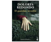El guardián invisible, DOLORES REDONDO, bolsillo. Género: intriga, thriller. Editoral Destino.