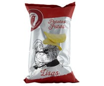 Patatas chips lisas PRODUCTO ALCAMPO 170 g.