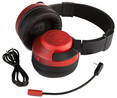 Auriculares fusion gaming & music escarlata para PS4, Xbox One, Switch, PC, POWER A.