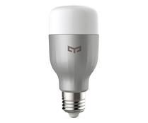 Bombilla inteligente XIAOMI Mi LED Smart Bulb, 16 millones de colores, brillo y temperatura ajustable, control inteligente.