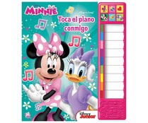 Pequeñi piano Minnie, DISNEY, Publications International Iberia