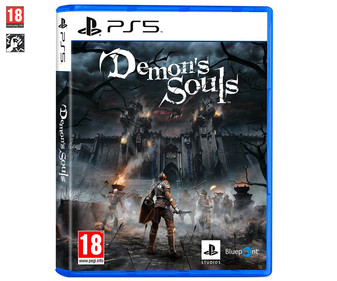 Demon's Souls Remake para Playstation 5. Género: acción, rol, RPG. PEGI: +18.