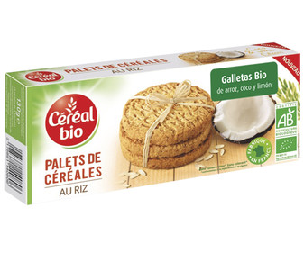 Galletas de arroz 130 g.