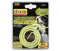 Collar repelente brillante para perros DIXIE 25 g.