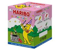 Surtido de chuches Party Box HARIBO 75 g.