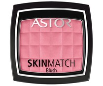 Coloretes nº006 ASTOR SKIN MATCH COLORETE TRIO
