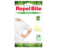 Parches de citronea, repelentes de insectos REPEL BITE Natural 24 uds.