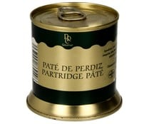 Paté de perdiz REAL CAROLINA 220 g.