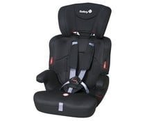 Silla de auto para grupos 1/2/3,  negro, SAFETY FIRST EVER SAFE.