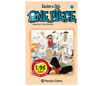 One Piece Nº1, EIICHIRO ODA. Género: cómics. Editorial Planeta.