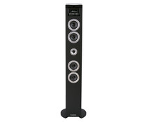 Torre de audio THOMSON DS150CD 2.1 con sintonizador de radio FM, 120W, USB, BLUETOOTH.