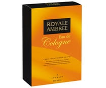 Colonia fresca ROYALE AMBREE 200 ml.