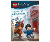 Harry Potter, el regreso a Hogwarts, VV. AA. Género: infantil. Editorial Magazzini Salani.