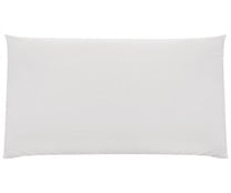 Almohada viscoelástica transpirable de firmeza media con tratamiento Aloe Vera, 75cm., SAVEL.