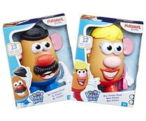 Mr. o Mrs Potato personalizables, PLAYSKOOL.