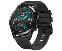 "Smartwatch HUAWEI Watch GT 2 Sport negro 46mm, pantalla 1.39"" Amoled, GPS, Bluetooth."