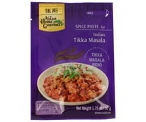Salsa curry masala indio ASIAN HOME GOURMET 50 grs