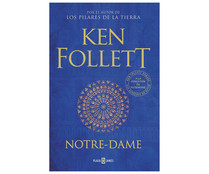 Notre-Dame, KEN FOLLETT. Género: narrativo. Editorial Plaza Janes