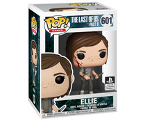 Figura Ellie The Last Of Us Part II, 15cm de altura, Games 601 FUNKO POP!