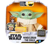 Muñeco The Child Animatronico con sonido y movimiento, The Mandalorian STAR WARS.