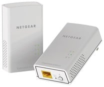 Set PLC NETGEAR Powerline 1000, 1 puerto Ethernet, 1000 Mbps.