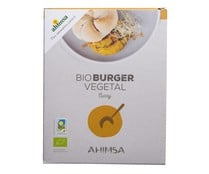 Hamburguesa bio de curry AHIMSA 150 gr,