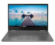 "Portátil 33,78cm (13,3"") táctil LENOVO Yoga 730-13IWL, Intel Core i5-8265U, 8GB Ram, 256GB SSD, UHD Graphics 620, Windows 10."