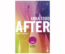 After. Almas perdidas, ANNA TODD. Género: narrativa. Editorial: Planeta.