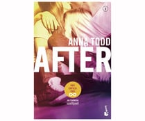 After, ANNA TODD. Género: narrativa. Editorial: Planeta.