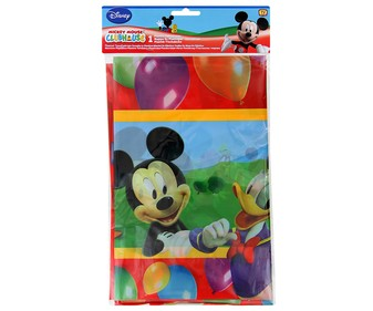 Mantel de plástico 120x180cm MICKEY Party