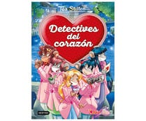 Detectives del corazón. TEA STILTON, Género: Infantil, Editorial: Destino