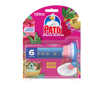 Discos activos para WC aroma berry magic PATO 6 uds. 36 ml.