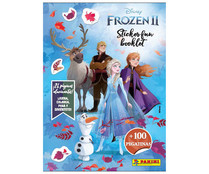 Frozen 2 Sticker Fun Booklet, DISNEY. Género: Infantil. Panini.