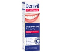 Pasta de dientes con acción intensiva anti manchas DENIVIT 50 ml.