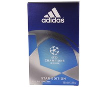 Colonia para hombre ADIDAS CHAMPIONS LEAGUE 100 ml.