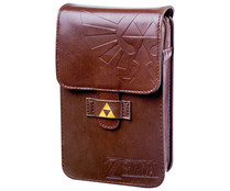 Bolsa de transporte con accesorios The Legend of Zelda para Nintendo 3 Ds, POWER A.