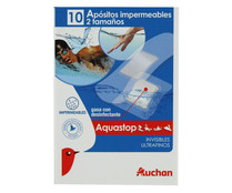 Apósito Impermeable AUCHAN 10 uds