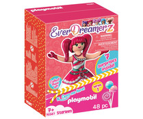 Set con 7 sorpresas y minifigura Clare, 70387 Starleen World EverDreamerz PLAYMOBIL.