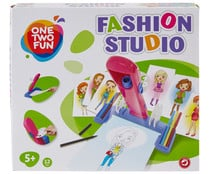 Proyector fashion estudio de moda ONE TWO FUN.