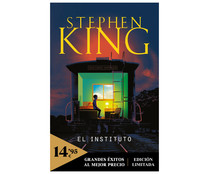 El instituto, STEPHEN KING. Género policiaca. Editorial Debolsillo.