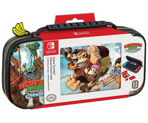 Funda de viaje para Nintendo Switch con diseño Donkey Kong Country Tropical Freeze, ARDISTEL.