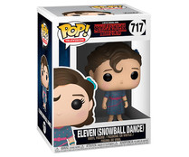 Figura Eleven (Snowball dance), Stranger Things (s2), 10cm., 717 FUNKO POP!