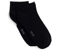 Calcetines invisibles para mujer IN EXTENSO, talla 39/42.