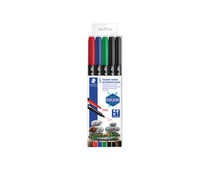 Pack con 5 rotuladores permanentes STAEDTLER.