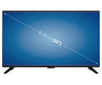 "Televisión 81,28 cm (32"") LED SELECLINE 32S201B HD READY, TDT HD, USB reproductor, 2HDMI, 50HZ."