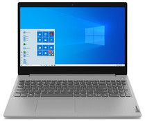 "Portátil 39,62cm (15,6"") LENOVO IdeaPad 3 15IIL05, Intel Core i5-1035G1, 8GB Ram, 512GB SSD, Intel UHD Graphics, Windows 10."
