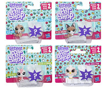 Pack de 2 minimascotas Serie 2 LITTLEST PET SHOP.